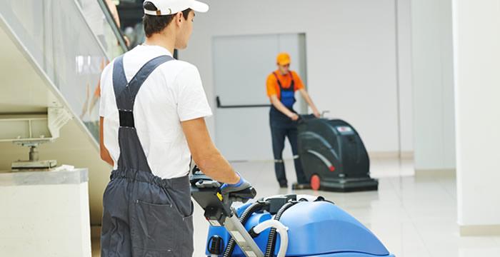 Limpiezas industriales, la mejor solución