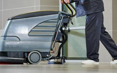 ¿Por qué externalizar los servicios de limpieza?