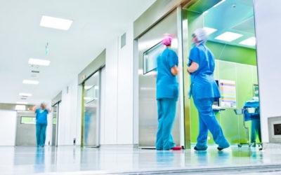 Limpiezas técnicas en hospitales