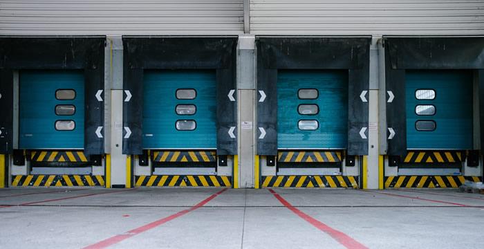 Sevicios auxiliares en una planta logistica