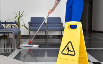 Cuáles son los facility services en el sector de la limpieza