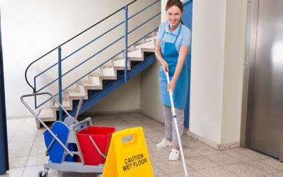 Características de la limpieza para comunidades